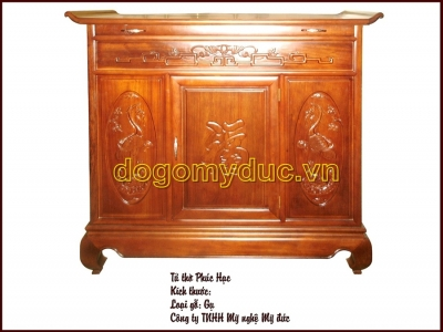 Cách chọn hướng đặt bàn thờ, tủ thờ cho gia chủ tuổi Ất Sửu (1985)